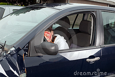 Trauma Car Crash Stock Photos - Image: 21120933