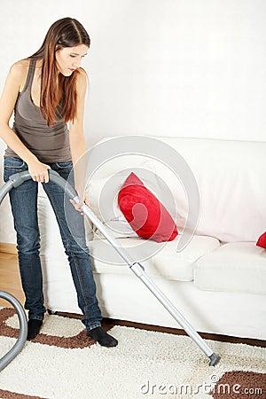 Travail de chambre photo libre de droits image 18413535 - Travail de femme de chambre ...
