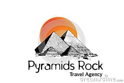 Travel Agency Logo Design Royalty Free Stock Photos - Image: 18074958