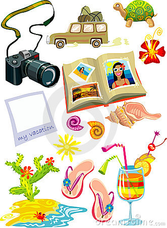 Free Travel And Holiday Objects Stock Photos - 9644233