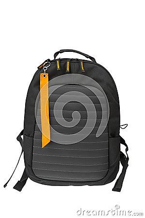 Travel bagpack and tag
