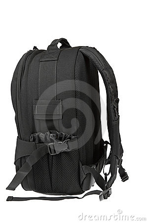 Travel bagpack and tag