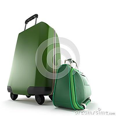 Free Travel Bags Stock Photos - 17434073