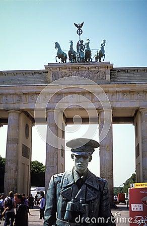 Travel Berlin Editorial Photography