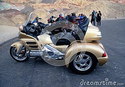 Travel On Bikes Editorial Image