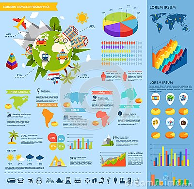 Weather Infographic Royalty Free Stock Image - Image: 33551156