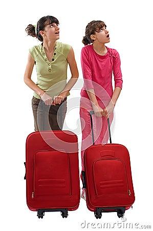Travel girls