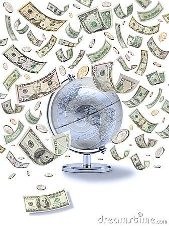 Travel Global American Money