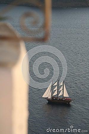 Travel of Greek Aegean
