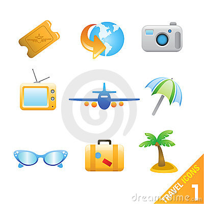 Travel icons 1
