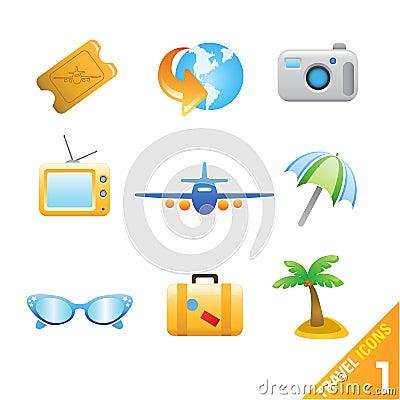 Travel icons 1
