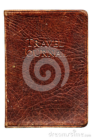 Travel Journal Leather Notebook
