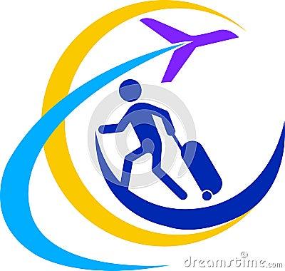 Free Travel Logo Stock Photography - 20014152
