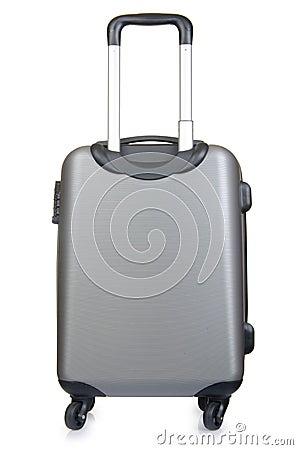Travel luggage isolated