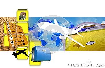 Travel montage