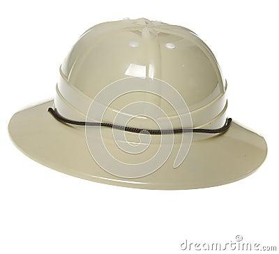 Travel safari hat