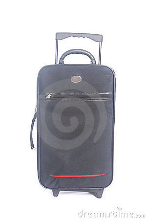 Travel suitcase trolly