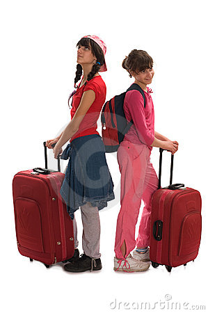 Travel teenagers