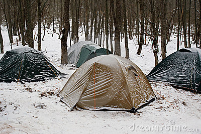 Travel tents
