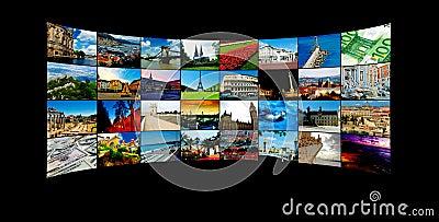 Travel TV Tour