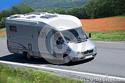 Travel van