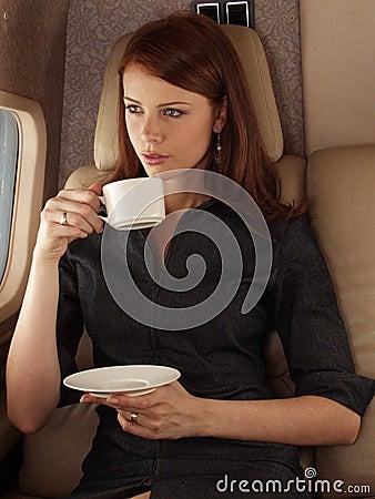 Travel woman. Stock Photo