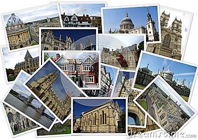 Traveling around England