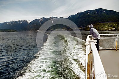 B C Ferries  Editorial Stock Photo