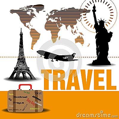 Traveling design