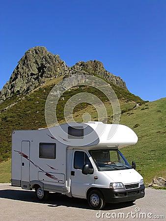 Free Traveling In Motorhome Stock Image - 303071