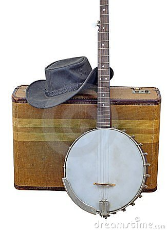 Traveling man s banjo