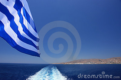 Travelling in Greece