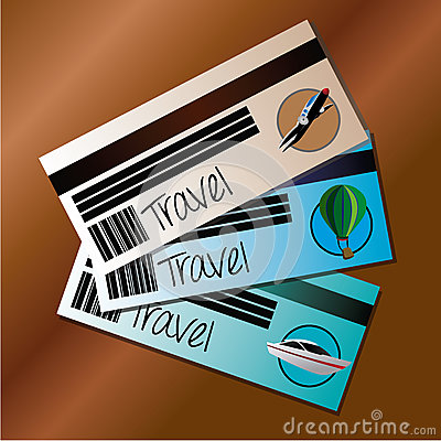 Travels tickets