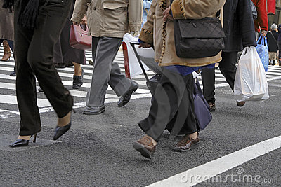 Traverser la rue