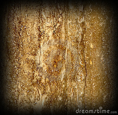 Travertine texture