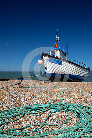 Free Trawler Fishing Boat Royalty Free Stock Images - 27531849