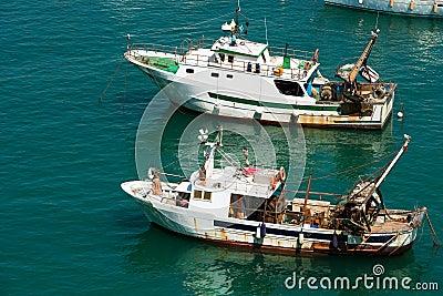Trawler Fishing Boat - Liguria Italy