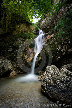 Tre Cannelle Waterfall