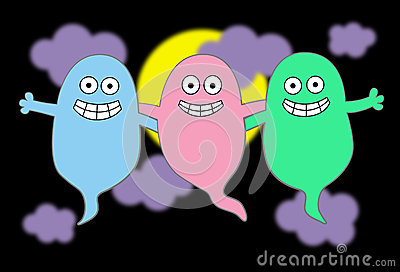 Tre fantasmi