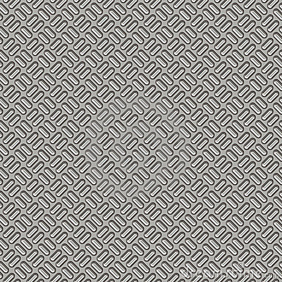 Tread plate steel background