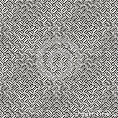 Tread plate steel background