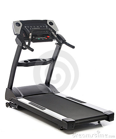 Treadmill isolated