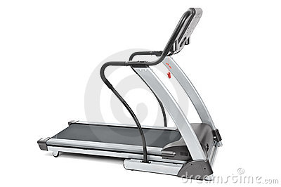 Treadmill machine for cardio workouts
