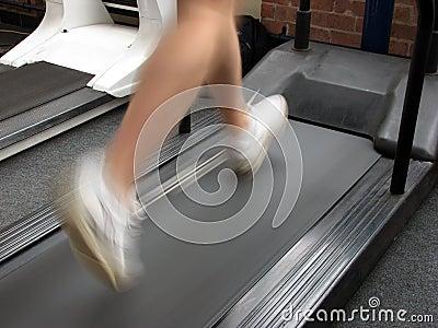 Treadmill man