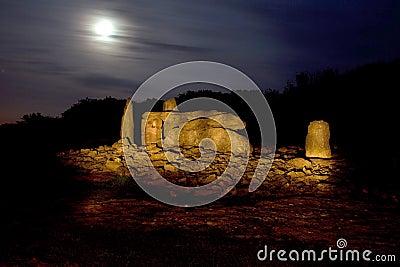 Trearddur Bay Burial Chamber