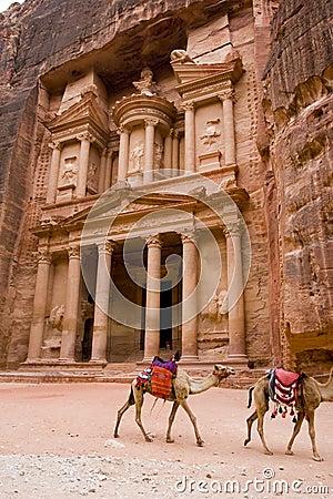 The Treasery, Petra, Jordan