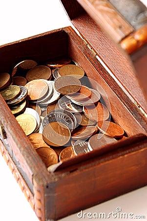 Free Treasure Box Stock Photos - 6874853