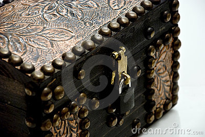 Treasure Box Closeup