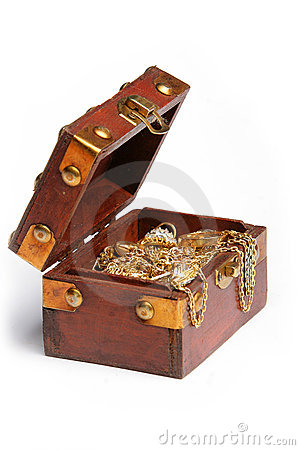 Free Treasure Chest Stock Image - 2291211