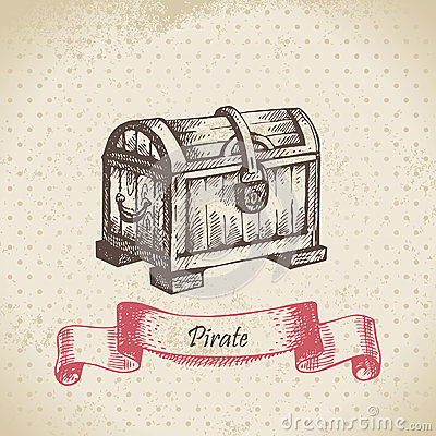 Free Treasure Chest Stock Images - 30190164